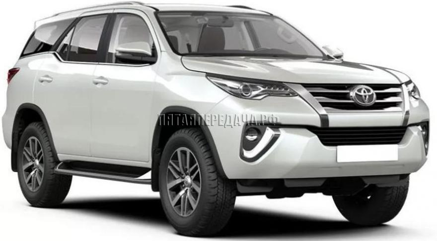 Toyota Fortuner II AN150/160