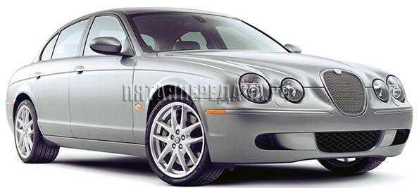 Jaguar S-Type II X200