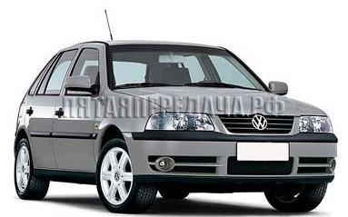 Volkswagen Pointer хэтчбек III 5X1