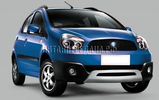 Geely LC (Panda) Cross